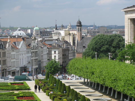 Hotels In Brussels Belgium City Centre
