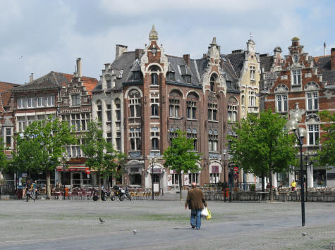 Hotels in Gent City Centre (Ghent Belgium)