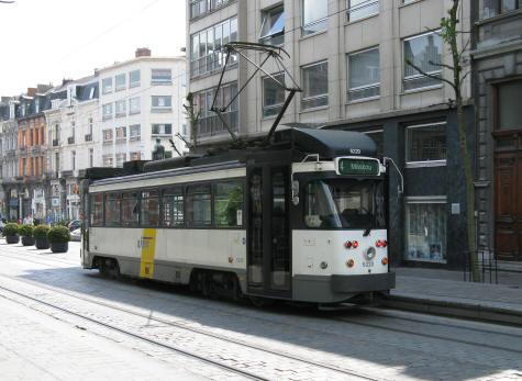 Gent Belgium Public Transit Information Ghent Belgium