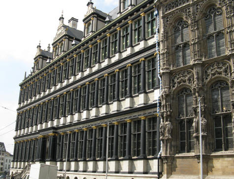 Gent Town Hall (Ghent Stadhuis)