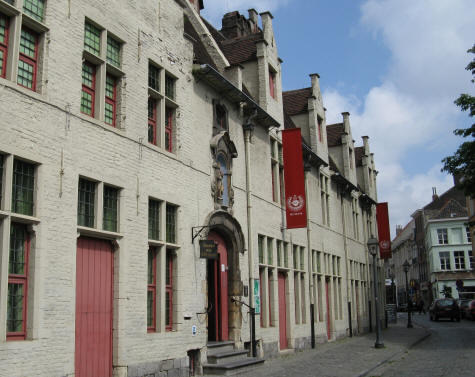 Museums and Galleries in Gent Belgium
